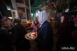 Храм Николая Чудотворца в Быньгах Свердловской области., пожертвование