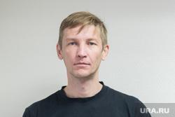 Портреты журналистов. Екатеринбург , манваров олег