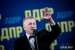 Владимир Жириновский на