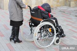 Визит духовника Свято-Введенской Оптиной пустыни схиархимандрита Илия в Курган, инвалид колясочник