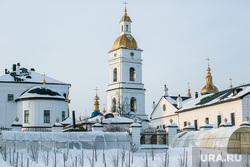 Виды города. Тобольск, храм, церковь, тобольск, тобольский кремль, софийский собор, виды тобольска