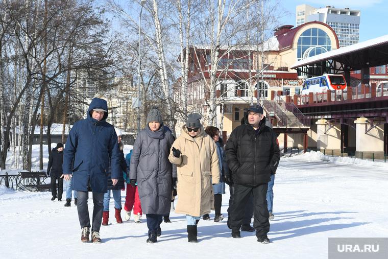 Сибирцева готовит блины в парке Маяковского. НЕОБРАБОТАННЫЕ