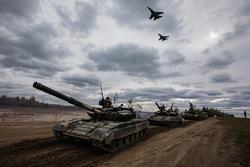 Официальный сайт президента Украины, военная техника, война, танки