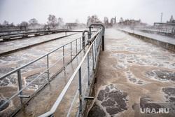 Южная аэрационная станция МУП «Водоканал». Екатеринбург, очистные сооружения, южная аэрационная станция, аэротенк с биологической очисткой