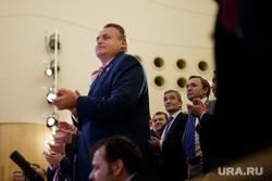 Губернатор наградил педагога Наталью Шагулину. Пермь, уткин юрий