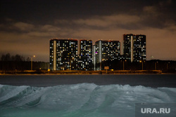 Виды города. Екатеринбург, новостройки, тэн, жк светлый