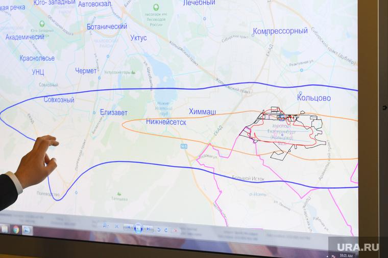 Пресс-конференция по аэропорту Кольцово и зонированию. НЕОБРАБОТАННЫЕ