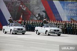 Парад 9 мая. Пермь, парад победы