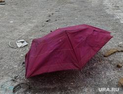Репортаж по мусорным войнам из Миасса, тбо, зонт, свалка