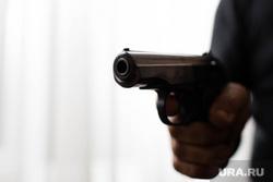 Клипарт. Сургут, убийство, пистолет, оружие, стрельба, преступник, преступление, криминал