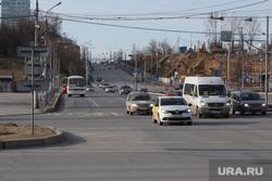 Виды города в период самоизоляции. 6 пареля 2020. Пермь, улица попова пермь