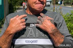 Клипарт, разное. Курганская область, заключенные, уголовник, наколки, вор, татуировки, тату, татуировка на руке, руки