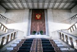 Марат Хуснуллин на пресс-подходе после селекторного совещания в Доме Правительства. Москва, дом правительства рф