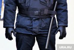 Несанкционированная акция в поддержку оппозиционера. Курган, дубинка, полиция, дубинка пр, пр 89