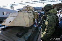 Военно-патриотическая акция «Сирийский перелом». Челябинск, вооружение, война, трофеи, сирийский перелом