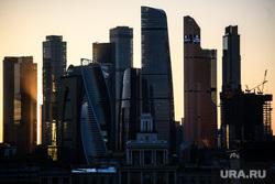 Виды Москвы, небоскреб, москва сити, город москва, небоскребы
