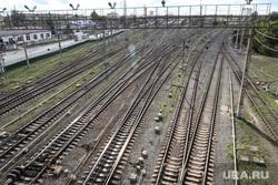 Аварийное состояние Некрасовского моста. Курган, жд вокзал, железная дорога, поезд, жд пути