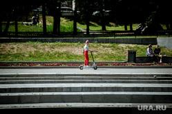 Виды Екатеринбурга, лето, электросамокат, виды екатеринбрга