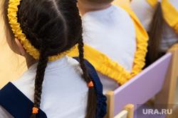 Торжественное открытие четвертого здания детского сада № 43 в микрорайоне Академический. Екатеринбург, детский сад, дети, дошкольное учреждение, косички, детский садик, утренник