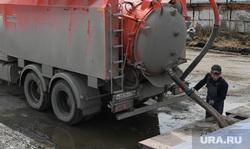 Южная аэрационная станция. Екатеринбург, утилизация, ассенизаторская машина, отходы жизнедеятельности, ассенизатор, жидкие бытовые отходы, ассенизация