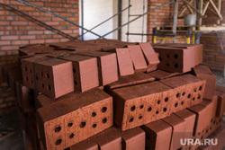 Строительство школы в 145 микрорайоне. Магнитогорск, стройматериалы, стройка, кирпич