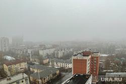 Туман. Челябинск, погода, климат, метеорология, туман