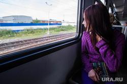 Электричка Войновка-Утешево. Тюмень, пассажир, проезд