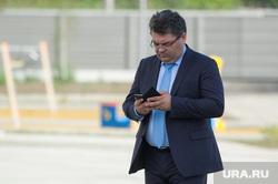 Выездное заседание правительства Свердловской области в Первоуральске, ханин александр