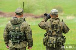 Тактико-специальное учение «Арсенал - 2018» на территории Карабашского городского округа Челябинской области, армия, военные, амуниция, экипировка