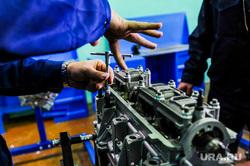 Новые мастерские в рамках реализации нацпроекта «Образование», соответствующие стандартам WorldSkills. Челябинск, ремонт автомобиля, автосервис, автомастерская, двигатель автомобиля, автотранспорт, мастерская по ремонту, автотранспортный техникум