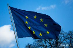 Флаг Евросоюза. Москва, европа, флаг евросоюз