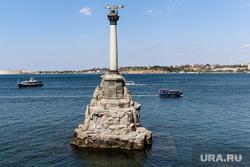 Черноморский флот, Крым и летний отдых. ХМАО, крым, севастополь, черное море, памятник затопленным кораблям
