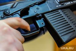 Оружие и патроны. Челябинск, автомат калашникова, оружие, карабин, сайга, курок