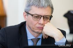 Заседание правительства ХМАО. Ханты-Мансийск, добровольский алексей
