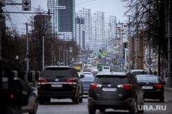 Екатеринбург во время режима самоизоляции по COVID-19, пробки, эпидемия, авто, автомобили, виды екатеринбурга