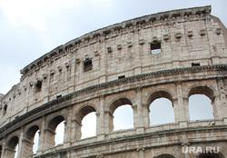 Клипарт. Италия. Рим , колизей, рим