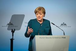Ангела Меркель, bundeskanzlerin.de, меркель ангела, выступление с трибуны