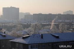 Замороженная стройка стадиона на территории школы №5. Курган, холод, погода, климат, мороз, похолодание
