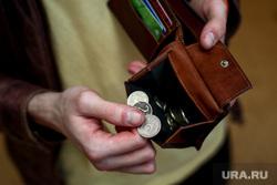 Клипарт по теме Деньги. Москва, кошелек, мелочь, монеты, деньги, пачка денег