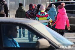 Заседание городской думы. Курган, пешеходный переход, водитель, дети, школьники, дорога, машина