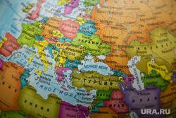 Клипарт. Сургут, украина, турция, черное море, страны, европа, политическая карта