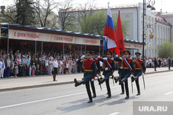 Парад 9 мая . Тюмень, парад, день победы