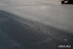Ремонт улицы Станционная. Курган, ремонт дороги, некачественный асфальт