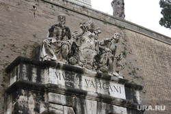 Клипарт. Италия. Рим , музей ватикана, рельеф
