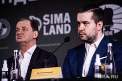 Пресс-конференция, посвященная закрытию Турнира претендентов FIDE. Екатеринбург, симановский андрей, непомнящий ян