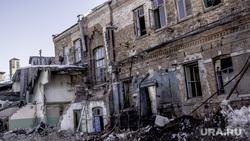 Снос завод пластмасс тюмень, развалины, обрушение, заброшенный завод