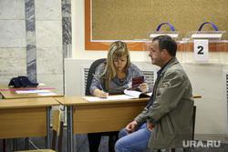 Выборы в Тюмени. Тюмень, избирательная комиссия, коиб, выборы, избирательный участок, голосование