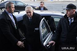 Визит президента Чехии Милоша Земана на УЗГА. Екатеринбург, земан милош
