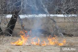 Лесные пожары. Учения МЧС. Челябинск, лес, огонь