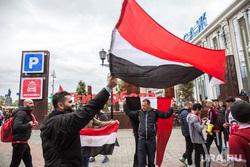Иностранные болельщики в Екатеринбурге, болельщики, иностранцы, флаг египта